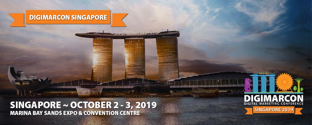 DigiMarCon Singapore 2019